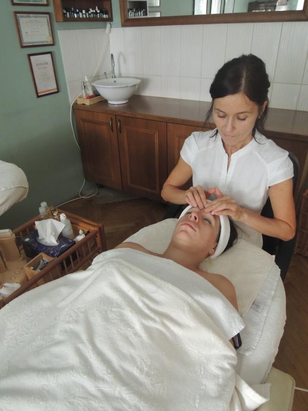 Kosmetické ošetření pleti praha
